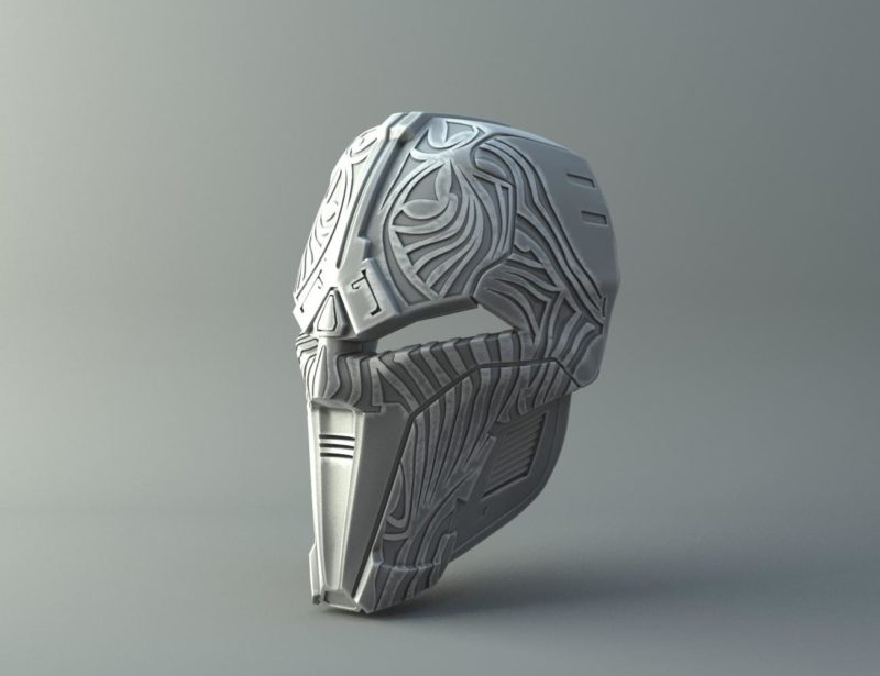 printable 3D model sith acolytemakerslab starwars rogue one
