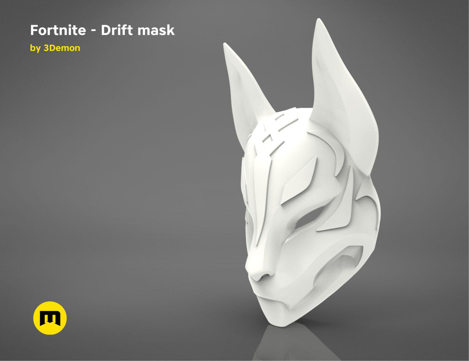 Drift mask - Fortnite