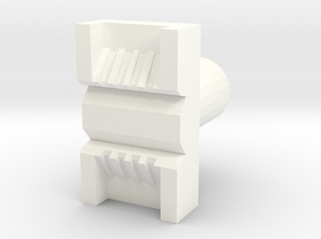 Stamp leather series 3D print model
