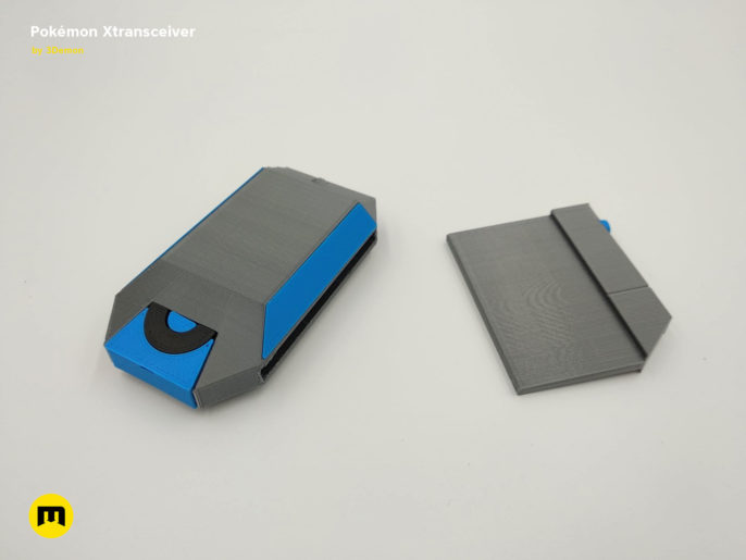Pokemon Xtransceiver 3D print model