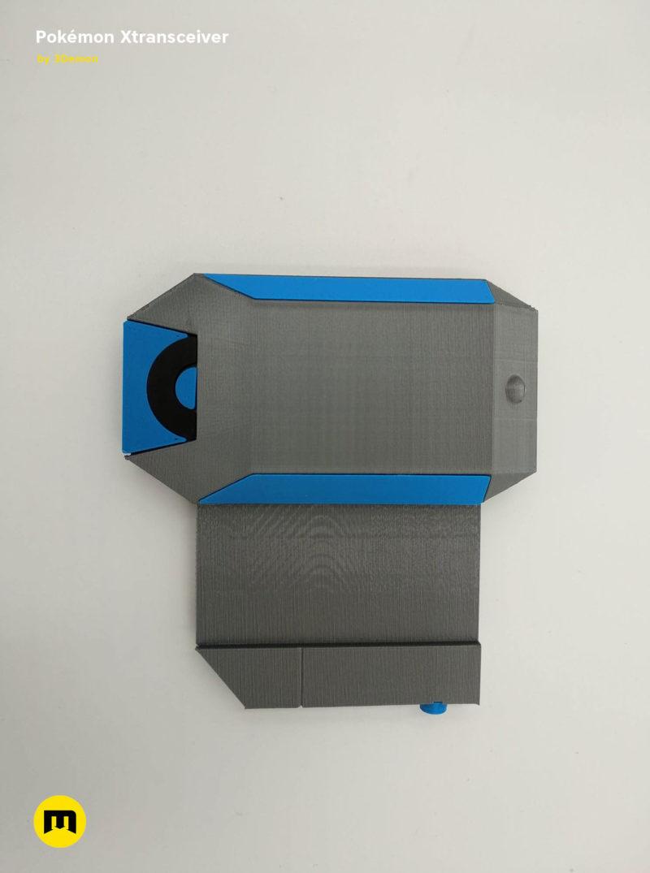 Pokemon Xtransceiver 3D print model