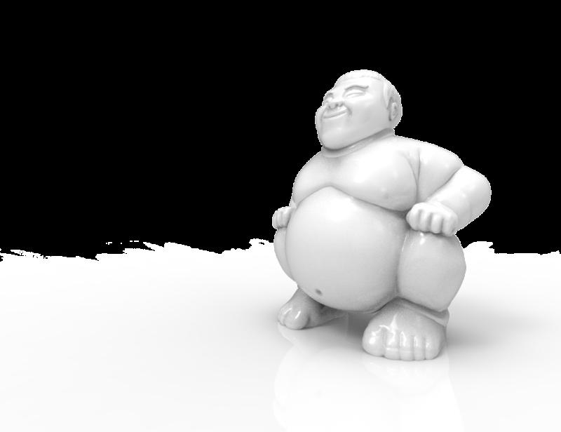 Sumo Hitachi - 3D print model 3D print model