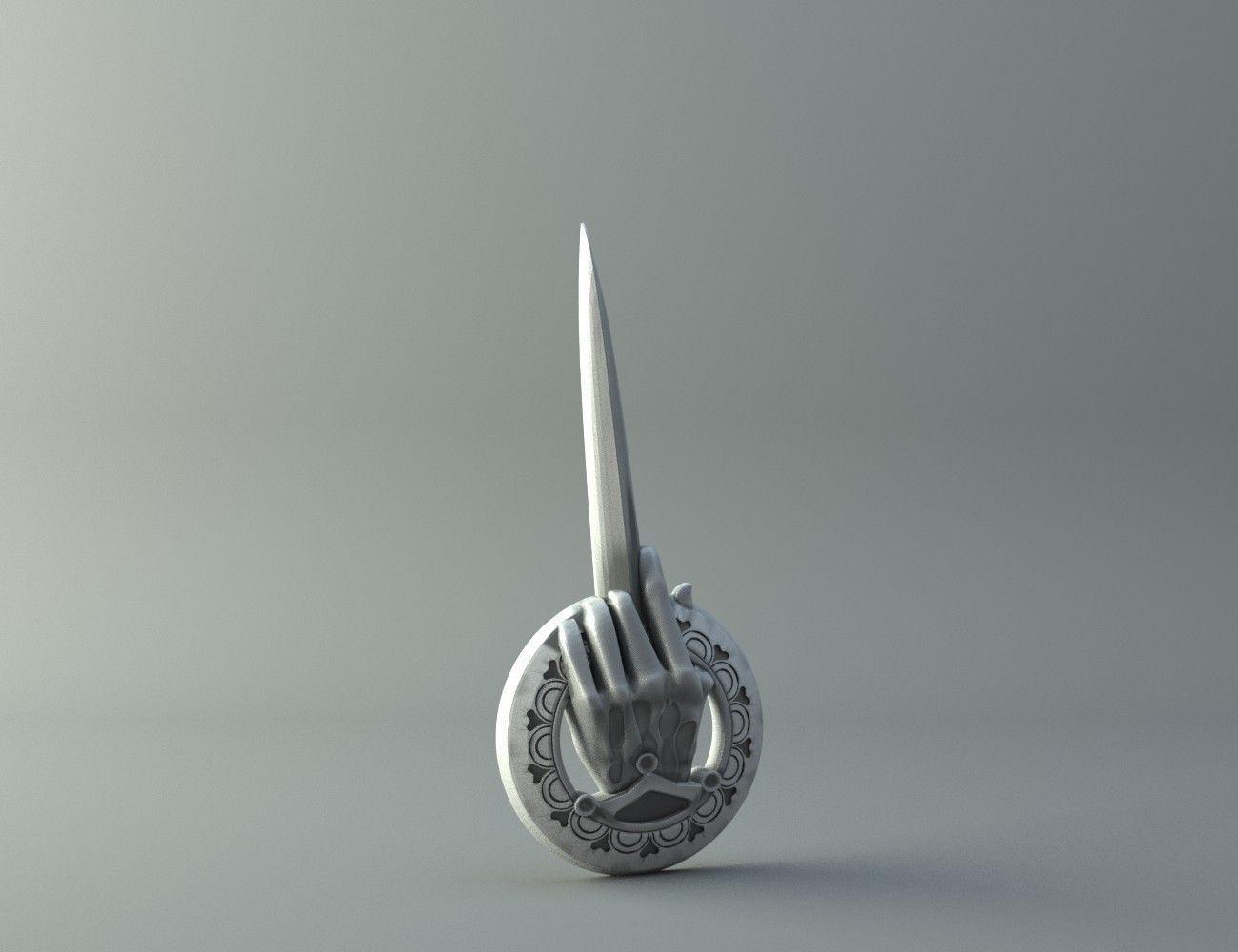 Kings Adjutants clip from Game of Thrones Free 3D print model