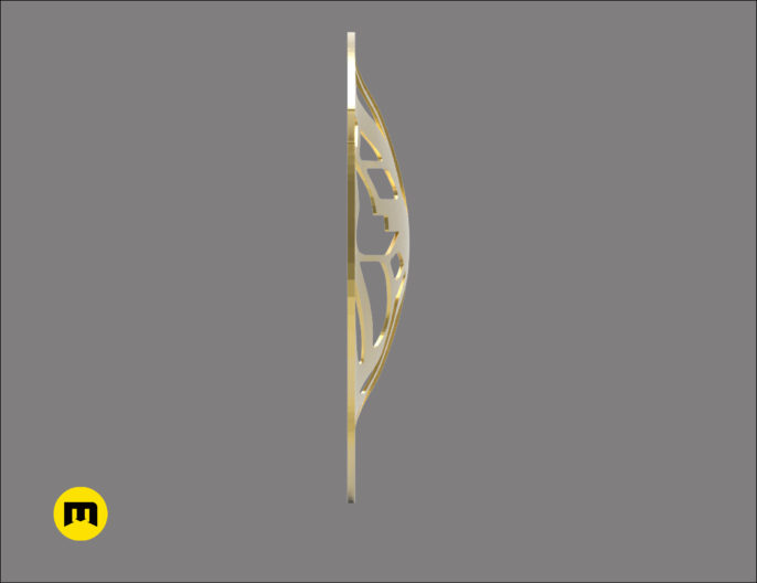 Wakanda Okoye buckle 3D Wakanda Okoye buckle 3D print modelrint model