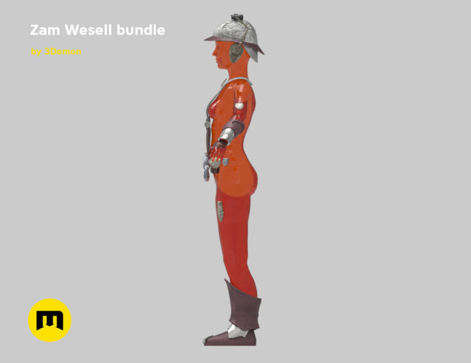 Zam Wesell bundle