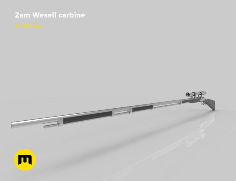 Zam Wessel Carabine