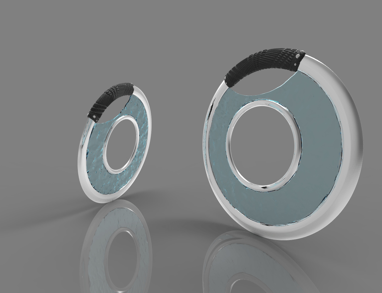 Nakia Chakrams 3D print model