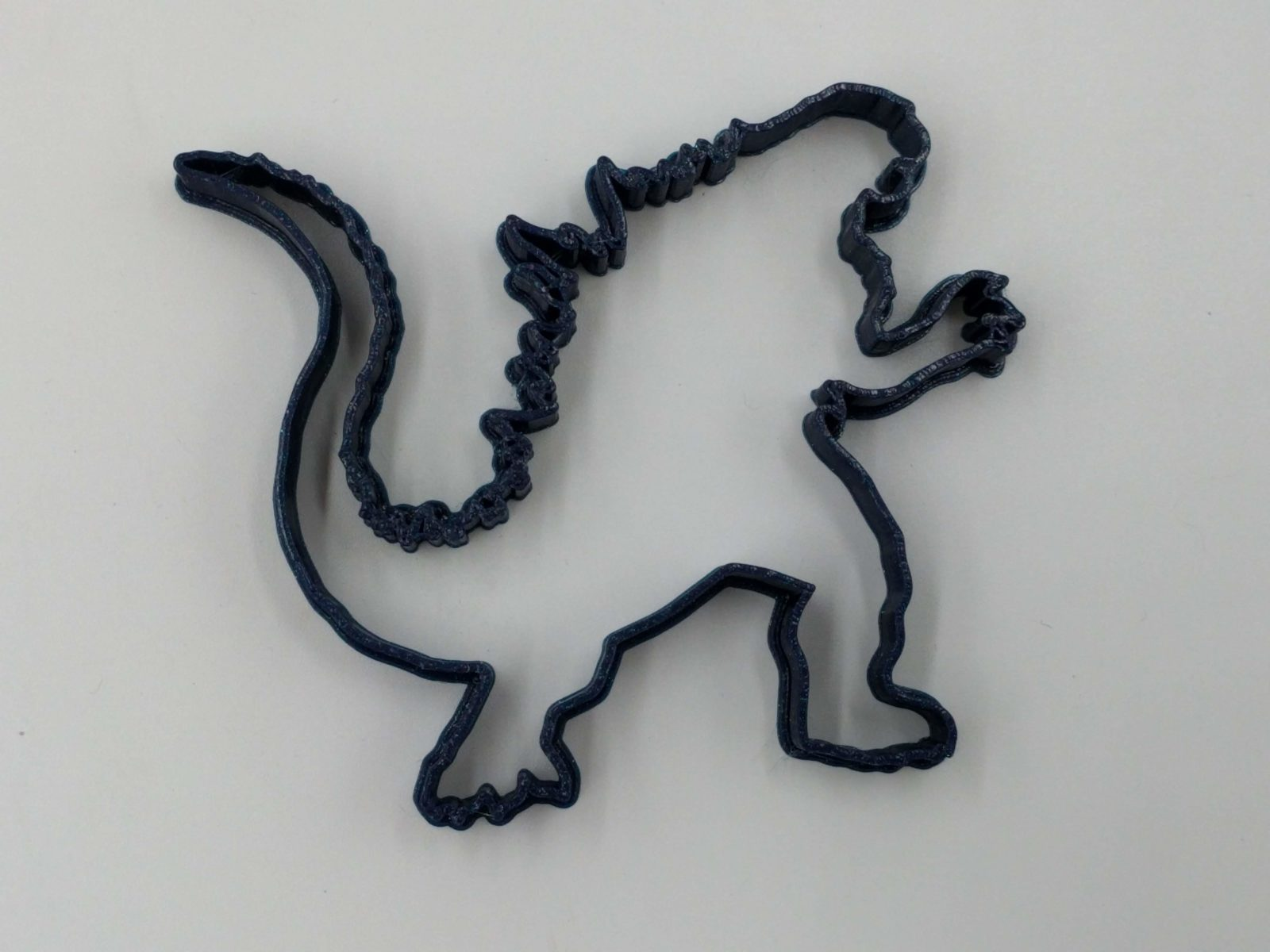Godzilla Cookie Cutters stl by 3Demon-print1