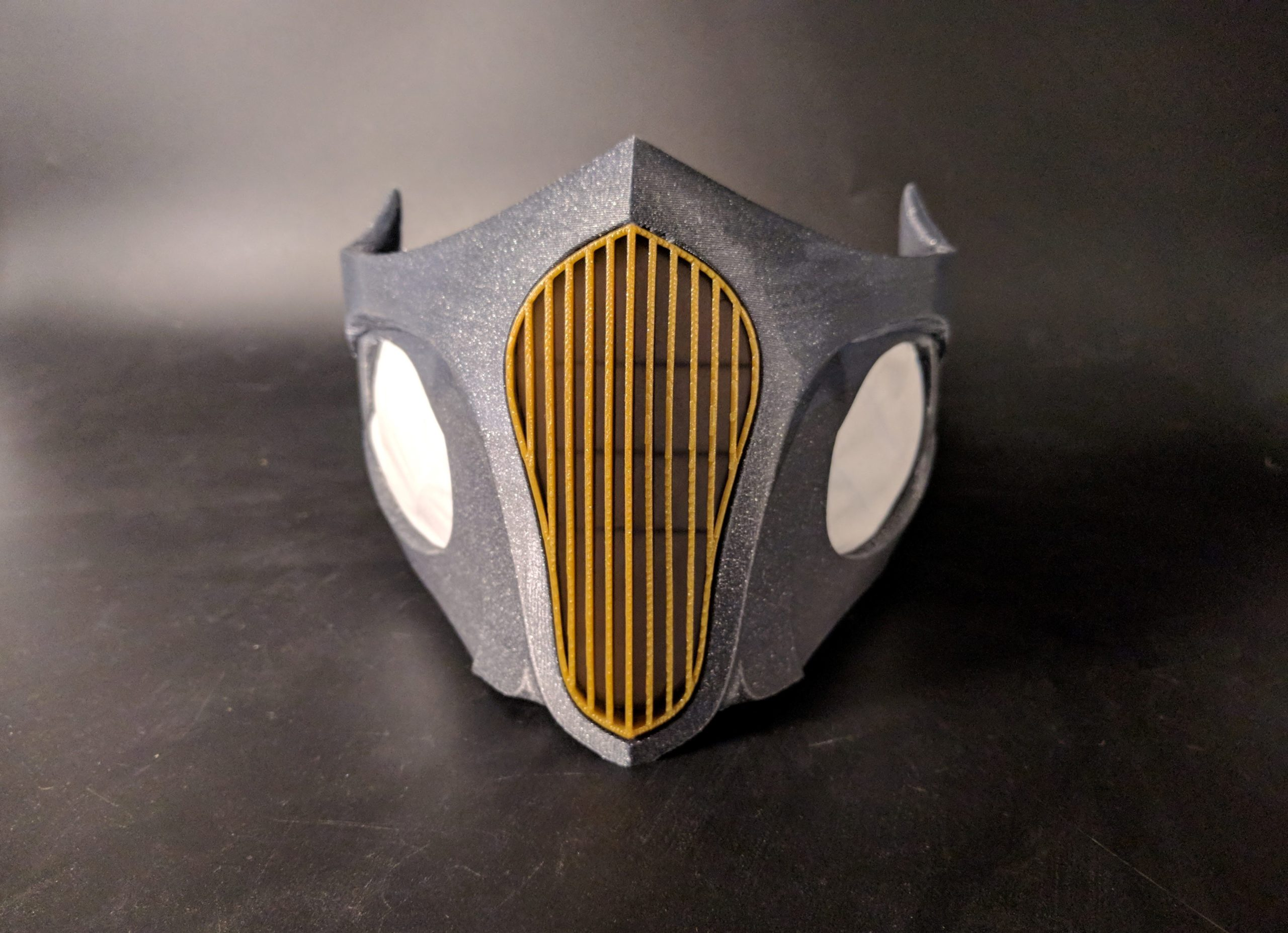 Scorpion Mask 3demon 3d Print Models Download