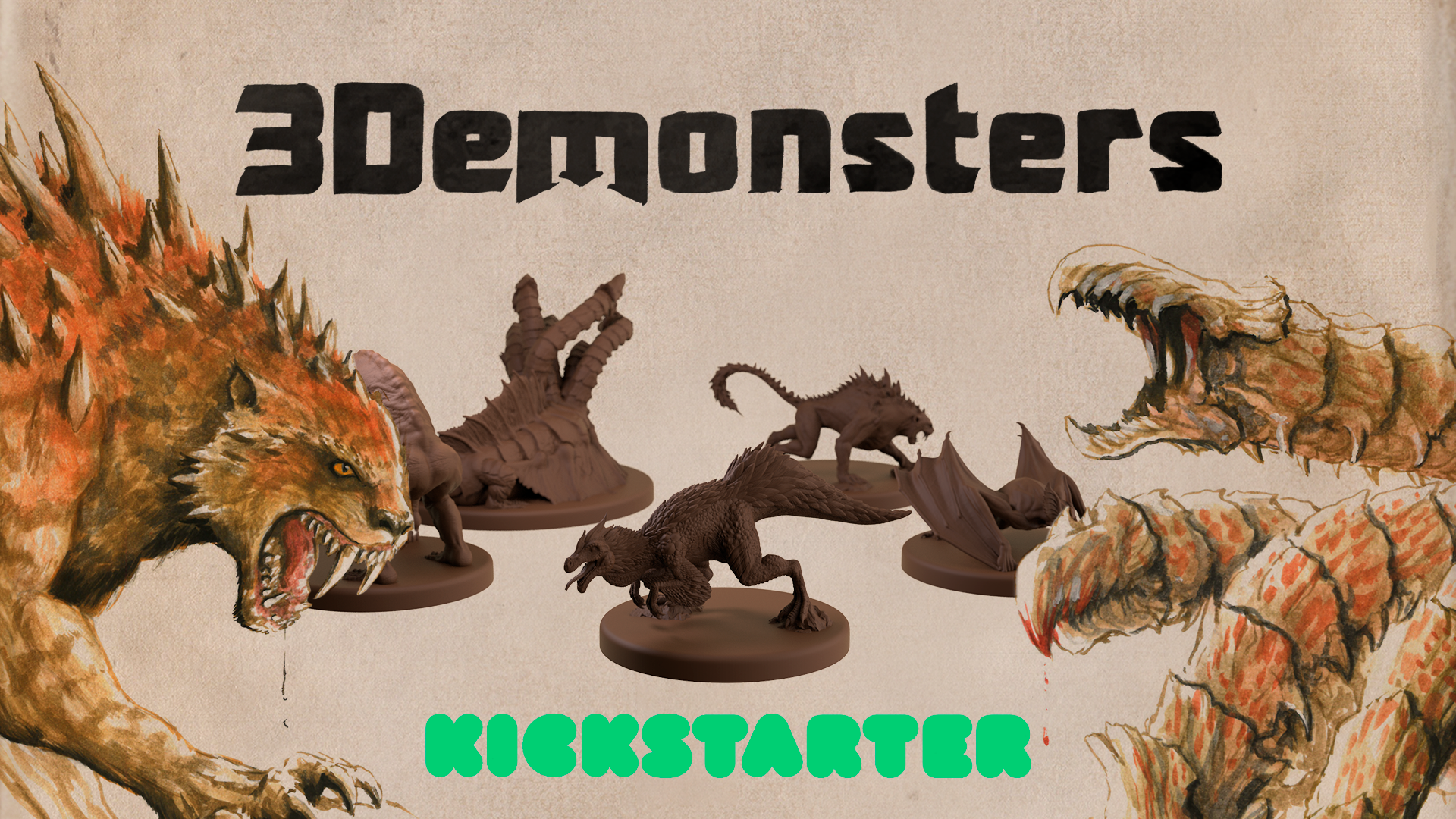 Our Kickstarter Is Now Live!